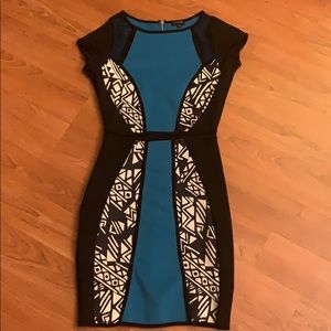 River Island Fitted Dress